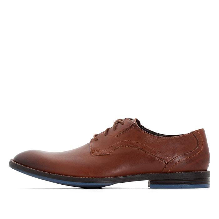 Walk richelieus Prangley piel de Zapatos CLARKS wSXqZPxW
