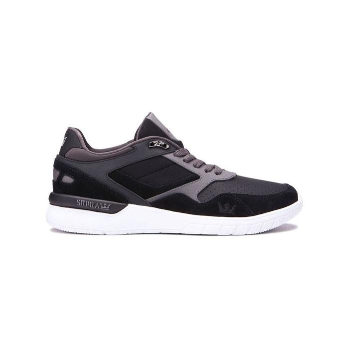 89a058b28e3d22 Chaussures winslow noir Supra   La Redoute