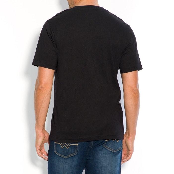 cuello con FOR manga Camiseta pico corta de CASTALUNA MEN lisa de Xfqwf