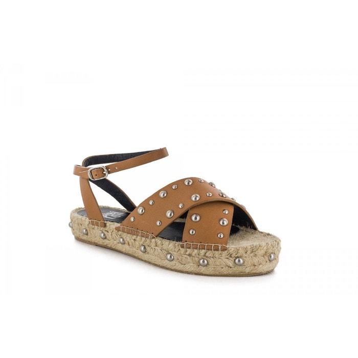 Sandales-bibi lou marron Bibi Lou