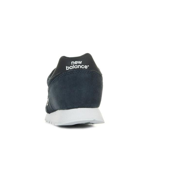 Chaussures ml373 leather navy bleu New Balance