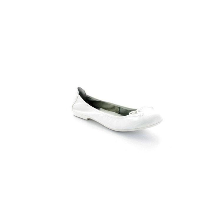 ballerine enfant blanche acebo 39 s blanche acebo 39 s la redoute. Black Bedroom Furniture Sets. Home Design Ideas