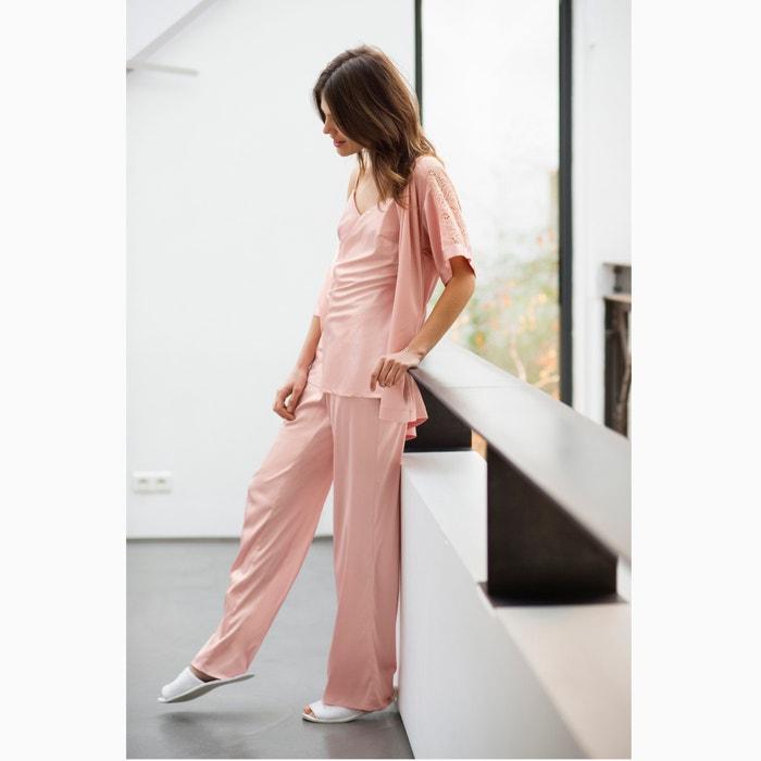 afbeelding 3-delige pyjama La Redoute Collections