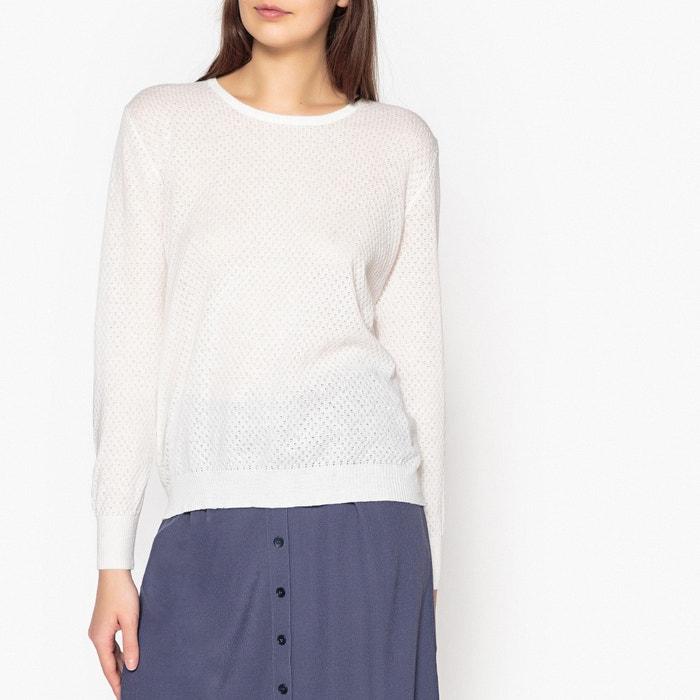 Olivera Fine Gauge Cashmere and Cotton Knit Jumper  HARRIS WILSON image 0