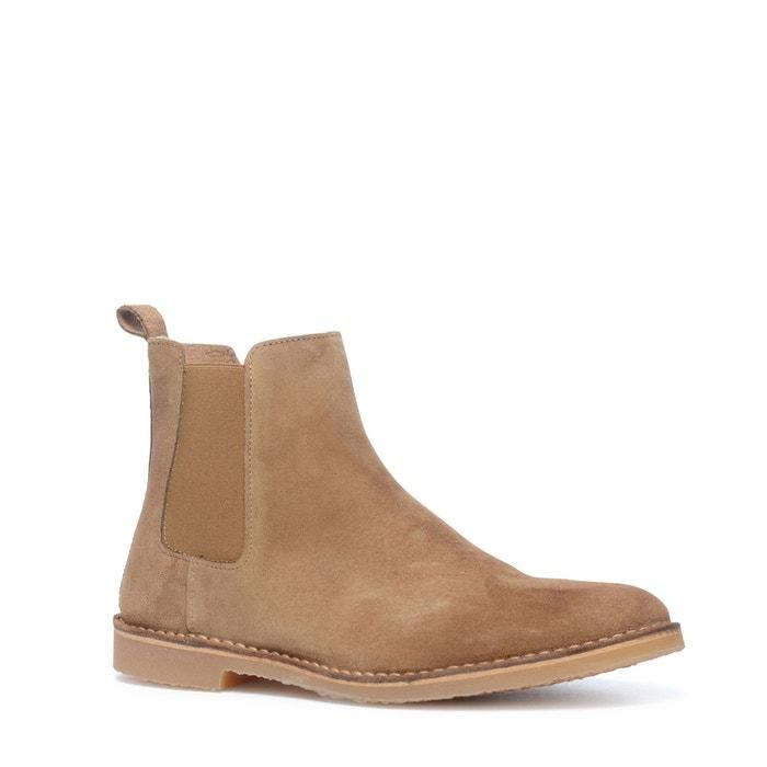 Chelsea boots marron Sacha