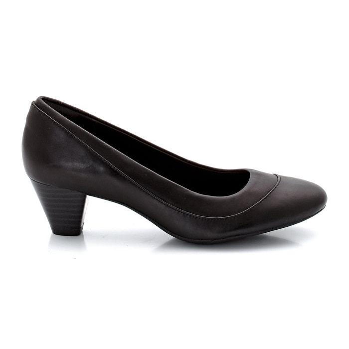 Imagen de Zapatos de tacón de piel CLARKS