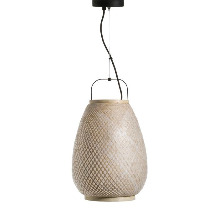 suspension design e gallina 30 cm titouan am pm naturel la redoute. Black Bedroom Furniture Sets. Home Design Ideas