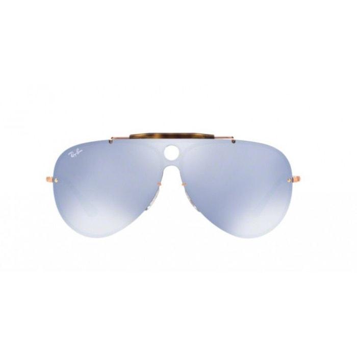 Lunettes de soleil mixte ray ban bleu rb 3581n 90351u 32 bleu Ray Paiement De Visa De Sortie Acheter Achat Pas Cher eucy2p