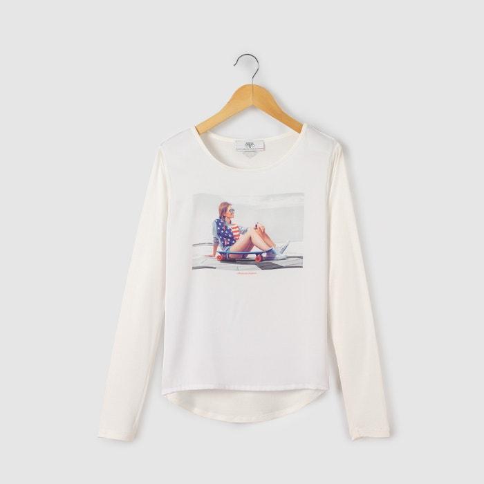 Camiseta de manga larga 10 - 16 años  LE TEMPS DES CERISES image 0