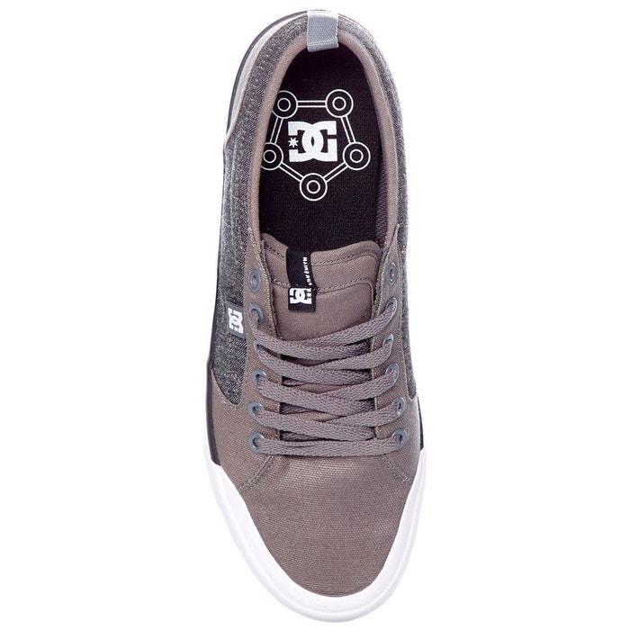 Chaussure signature series tx se gris Dc Shoes