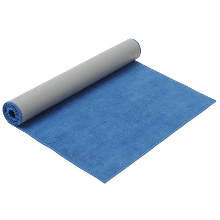 Tapis De Yoga Hot Yoga Blue Couleur Unique Yogistar La Redoute