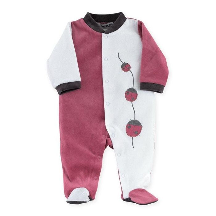 pyjama naissance fille coccinelle les kinousses la redoute. Black Bedroom Furniture Sets. Home Design Ideas