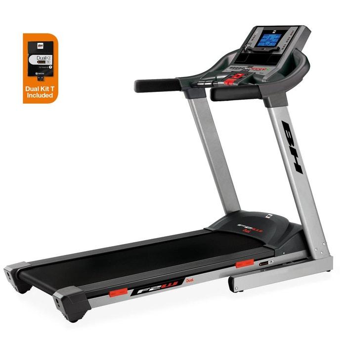 Tapis De Course 18km H 8 Ans De Grantie F2w Dual Dual Kit Wg6473u Couleur Unique Bh Fitness