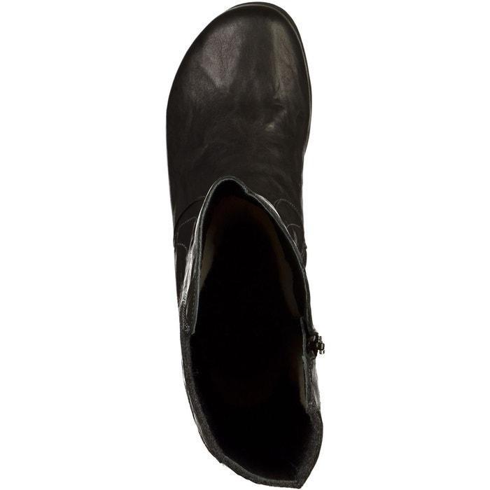 Bottes noir Think!