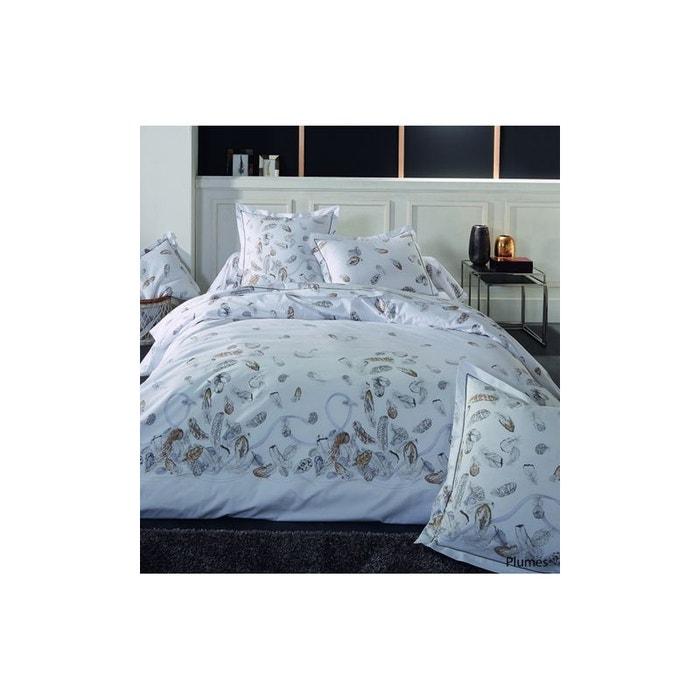 housse de couette plumes blanc monteleone le linge la redoute. Black Bedroom Furniture Sets. Home Design Ideas