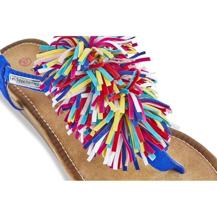 Sandales par TROPEZIENNES M entre Gaya doigts LES BELARBI IxwzASqAP