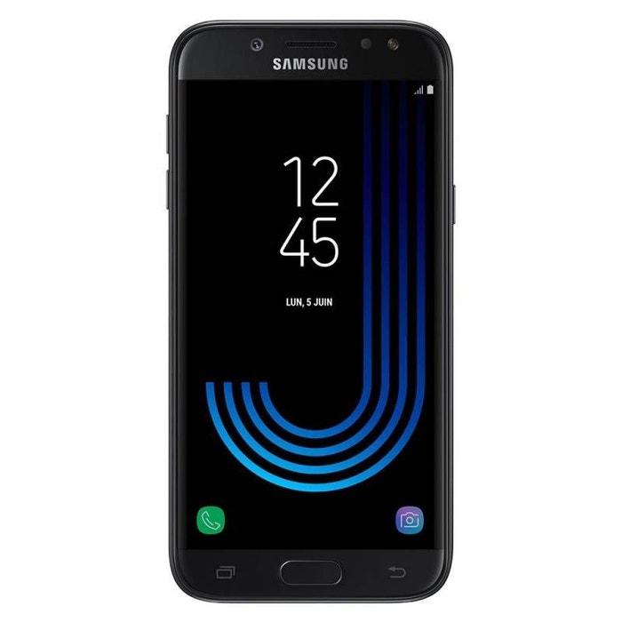 smartphone samsung j530 galaxy j5 2017 double sim noir samsung la redoute. Black Bedroom Furniture Sets. Home Design Ideas