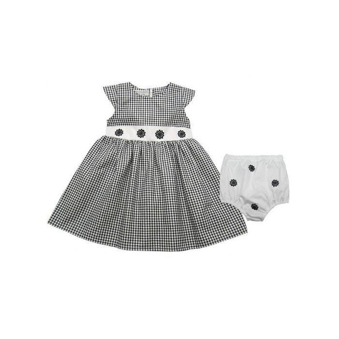 5797d5a3d5e43 Vêtement bébé  robe fille et bloomer 12 mois
