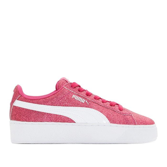 5b23ad3f031 Sneakers jr vikky platform glitz roze Puma | La Redoute