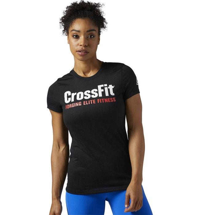 Reebok T shirt Crossfit Forging Elite Fitness Homme