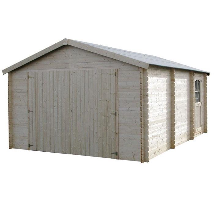 Garage Bois 34 Mm 19 99 M