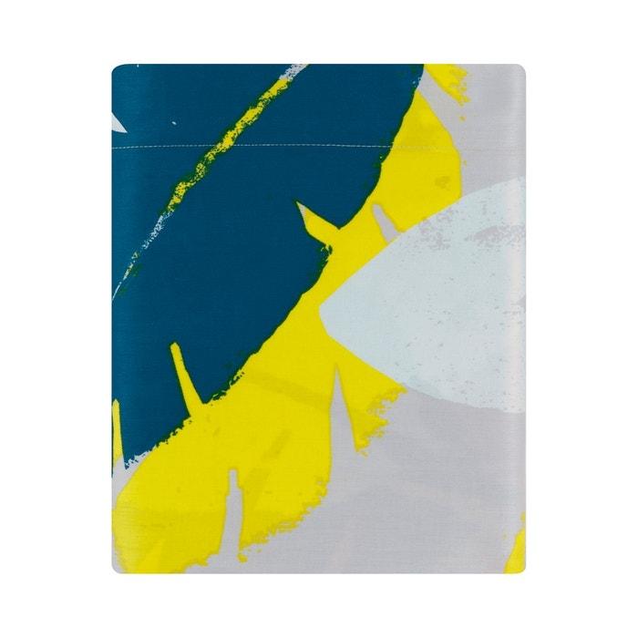 Drap plat ramage multicolore multicolore essix la redoute for Drap housse 70x150