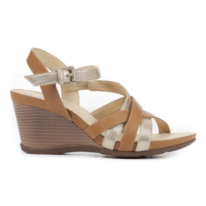 D Dorotha C Wedge Sandals  GEOX image 0