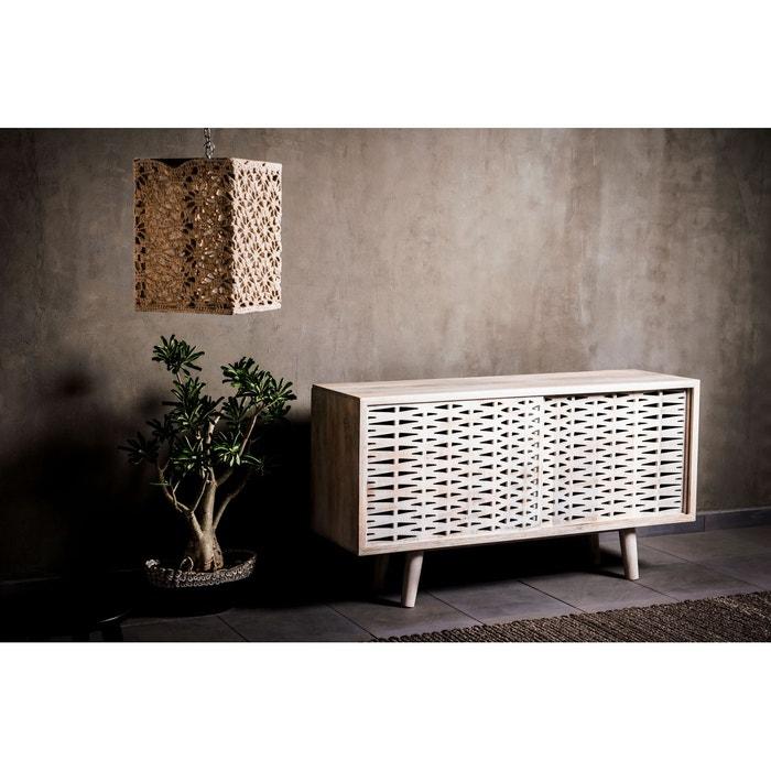 buffet pertiwi kha home design la redoute. Black Bedroom Furniture Sets. Home Design Ideas