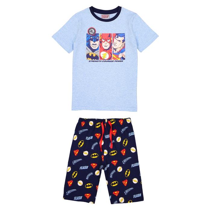 2-delige pyjashort, 4 - 10 jr  MSSR image 0