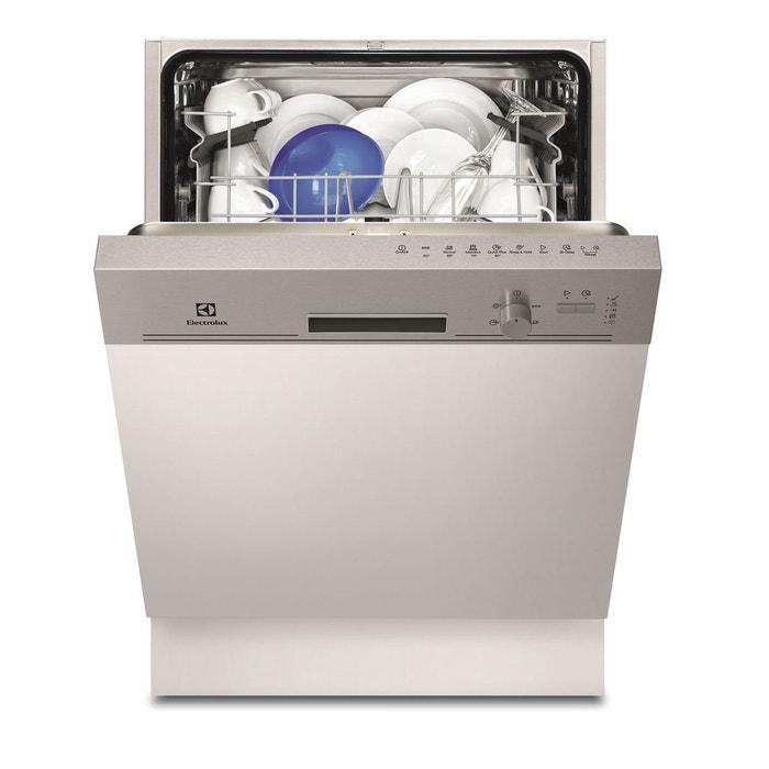 lave vaisselle electrolux esi6204lox blanc electrolux la. Black Bedroom Furniture Sets. Home Design Ideas