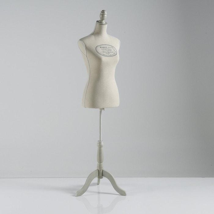 Image Adée cotton-covered Mannequin Stand La Redoute Interieurs