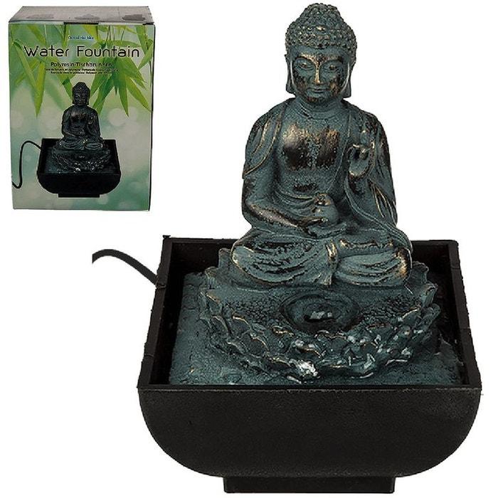 Mini Fontaine Du0027intérieur Bouddha En Polyrésine 16 Cm Modèle 2 OUTWELL  Image 0