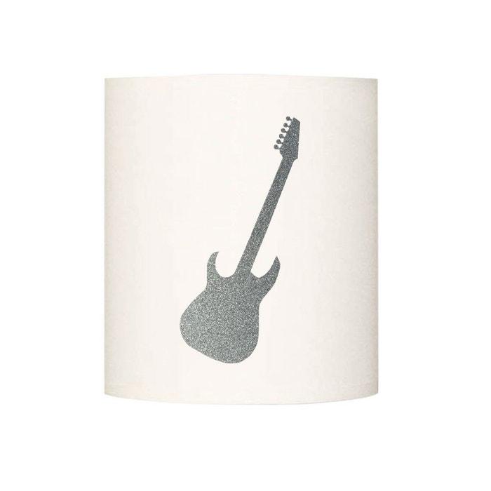 applique guitare paillet e lilipouce la redoute. Black Bedroom Furniture Sets. Home Design Ideas