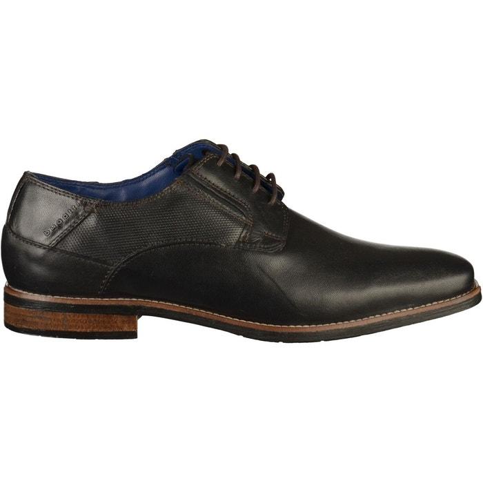 Chaussures basses noir Bugatti