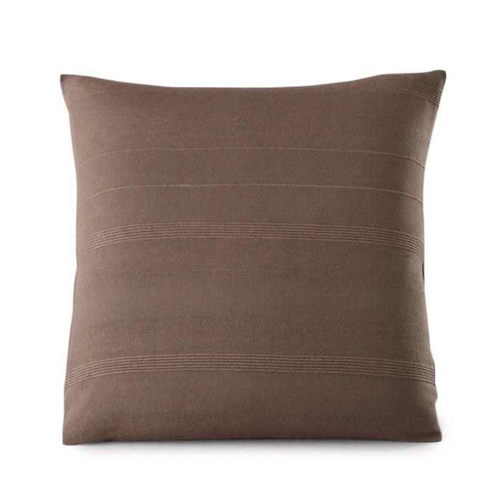 NEDO Single Cushion Cover or Single Pillowcase  La Redoute Interieurs image 0