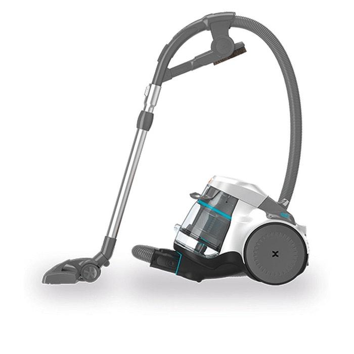 aspirateur c86 as p e sans sac air silence pet gris vax la redoute. Black Bedroom Furniture Sets. Home Design Ideas
