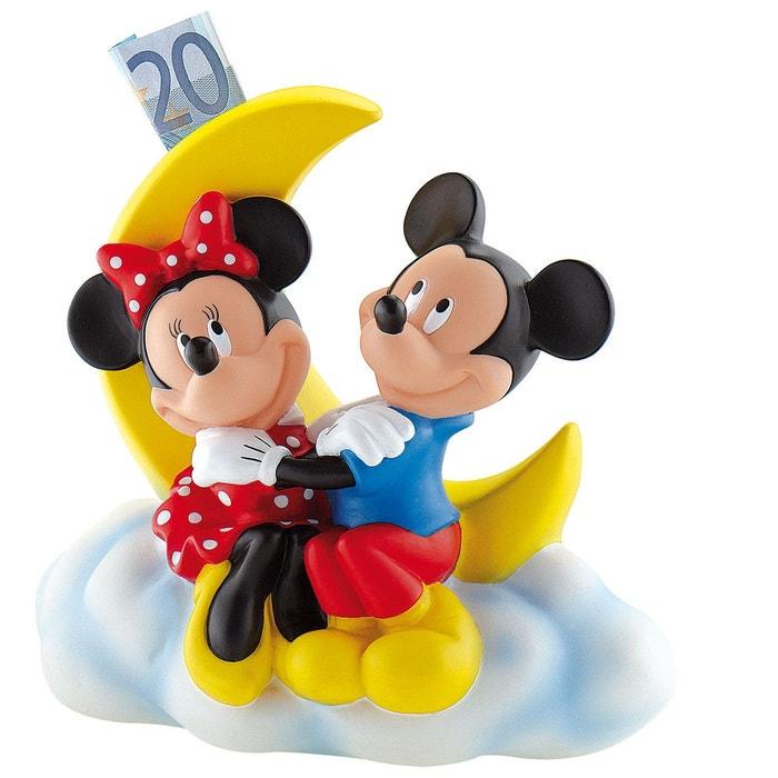 Disney tirelire mickey et minnie jurb15214 bullyland la redoute - Jeux de cuisine de mickey ...