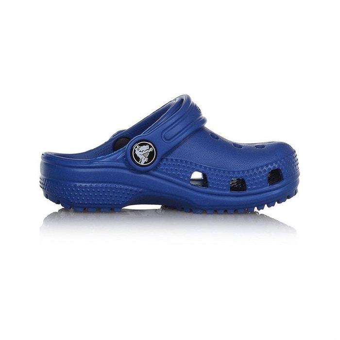 Tongs caoutchouc  bleu Crocs  La Redoute