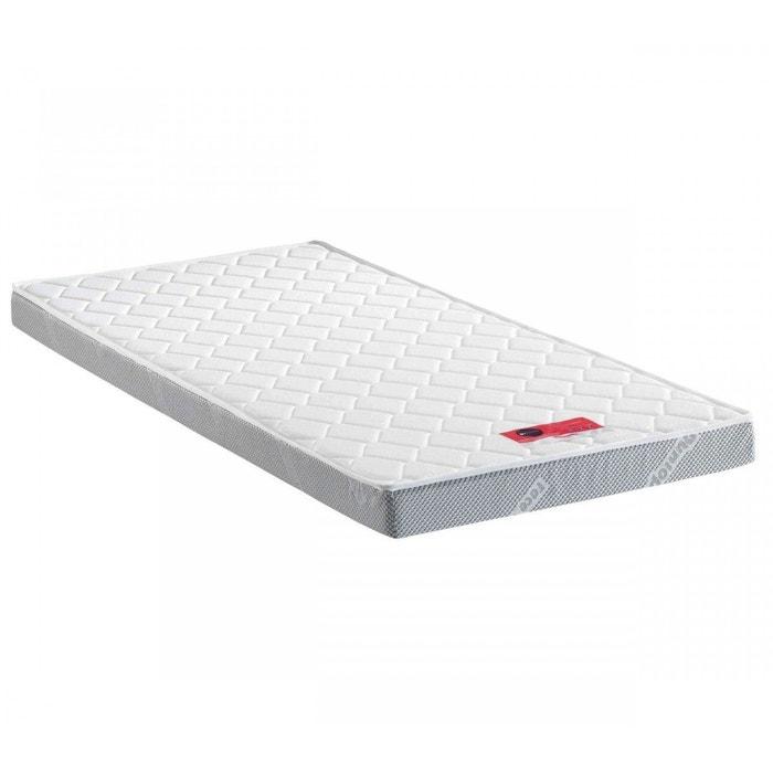 matelas dunlopillo dpack 12 cm blanc dunlopillo la redoute. Black Bedroom Furniture Sets. Home Design Ideas