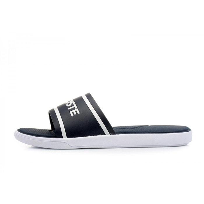 65daf093b5 Sandale lacoste l.30 slide 118 1 caw - 735caw0020092 noir Lacoste | La  Redoute