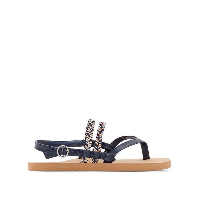 Sandales keilana marine Roxy