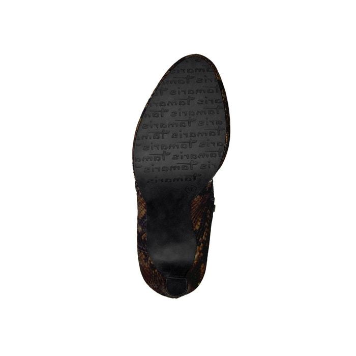 Hohe Boots Lycoris in Schlangen Optik
