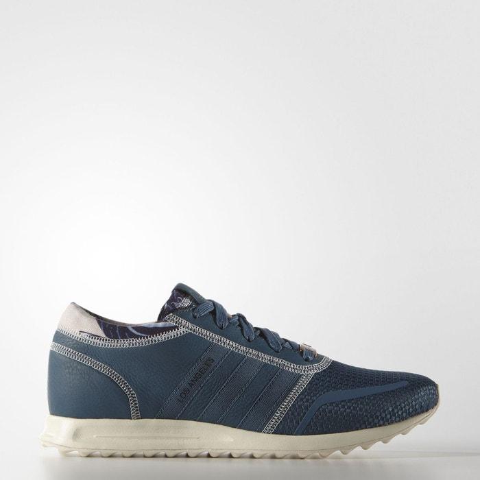 Basket adidas originals los angeles - aq5465 bleu Adidas Originals