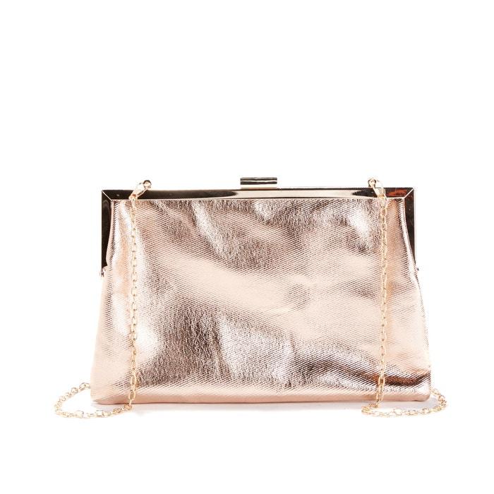Glossy Minaudiere Clutch Bag  MADEMOISELLE R image 0