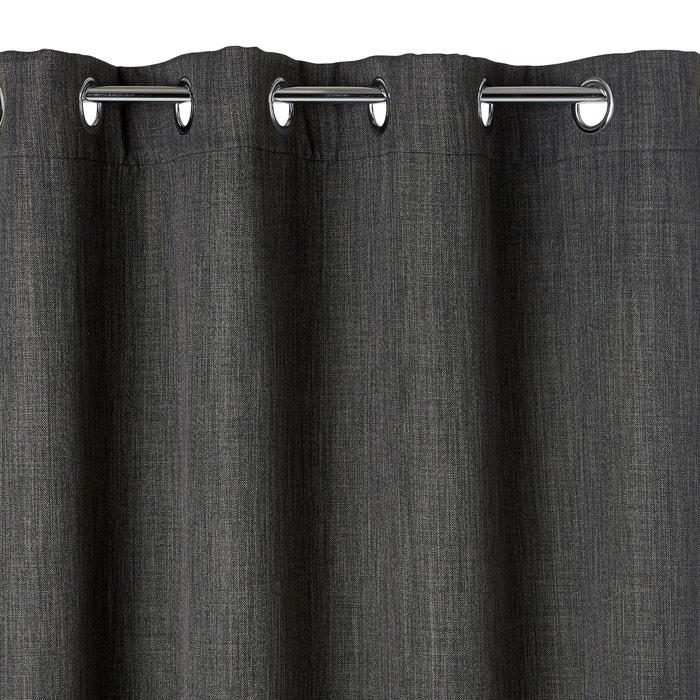 Exurie Blackout Eyelet Curtain