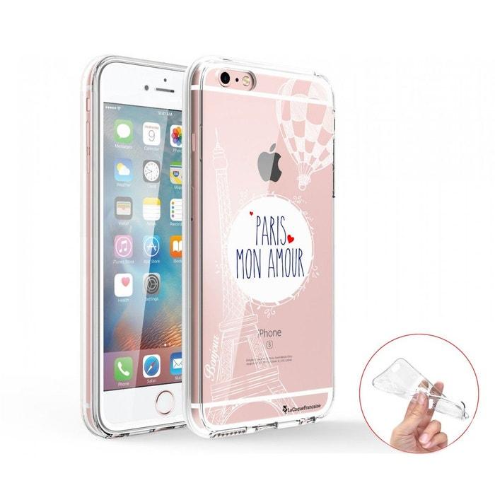coque iphone 6 transparente paris