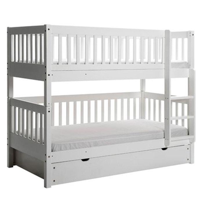 lits superpos s ou lits jumeaux diablotin am pm la redoute. Black Bedroom Furniture Sets. Home Design Ideas