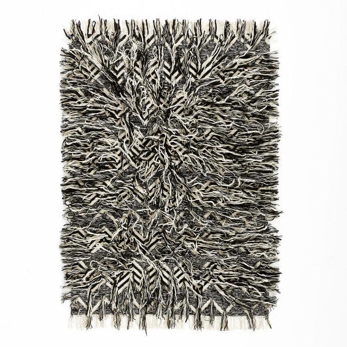 Tibal Flat-Woven Kilim Style Wool Rug