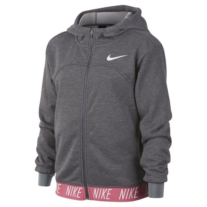 Sweat zippé à capuche 6 - 16 ans Nike   La Redoute 68b08adcd292