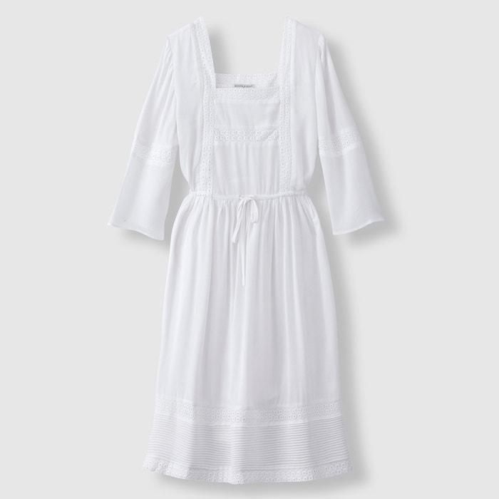 фото Платье из крепа BRIGITTE BARDOT X LA REDOUTE MADAME